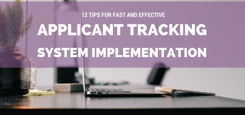applicant tracking system implementation Free applicant tracking systems are a good choice for small businesses wanting to recruit like professionals here are a few for the shortlist.