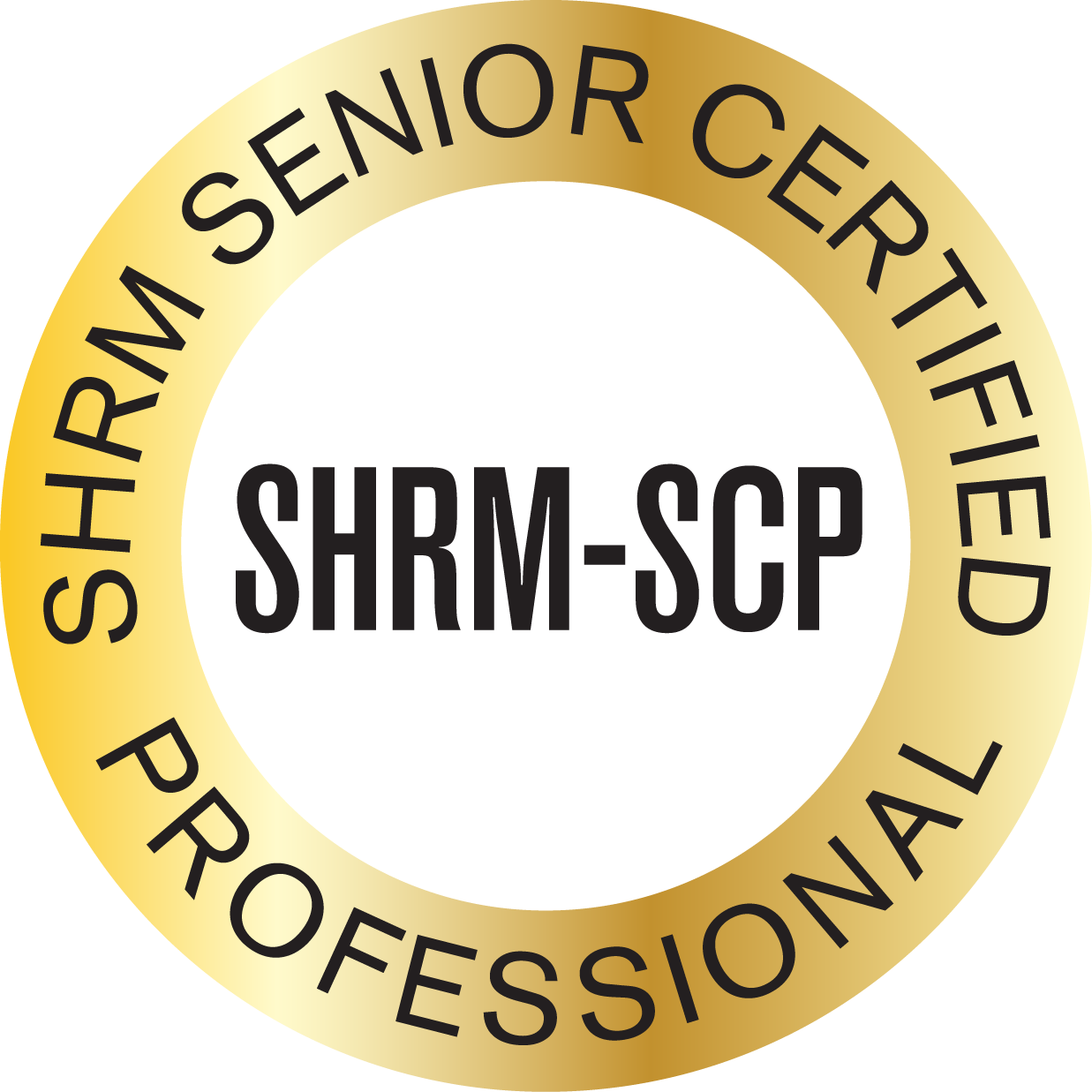 SHRM-CP Certification Logo