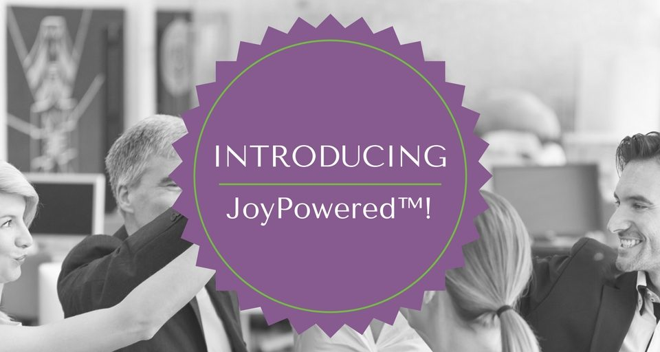 Introducing JoyPowered