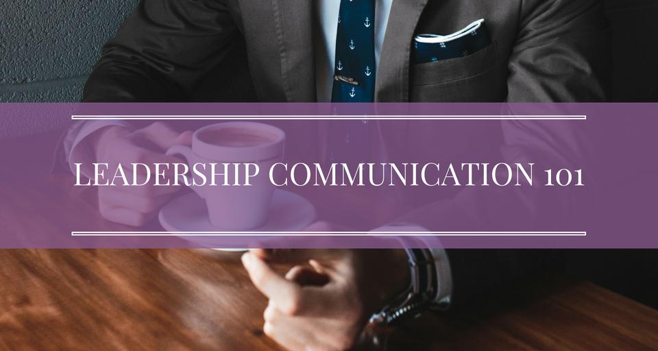 leadership-communication-101