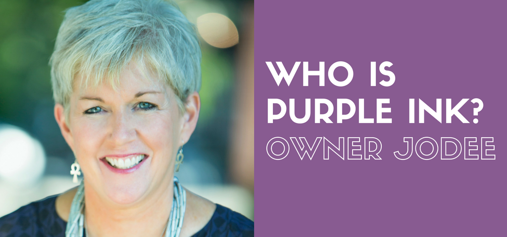 Who Is Purple Ink JoDee