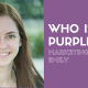 Who Is Purple Ink Emily
