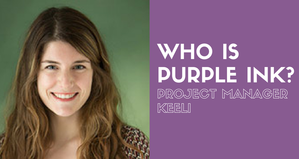 Who Is Purple Ink Keeli