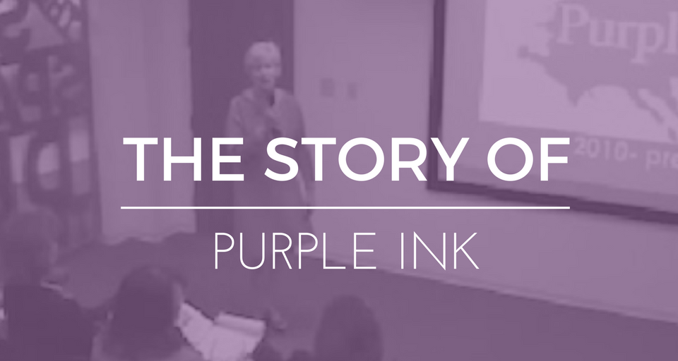 The Story of Purple Ink