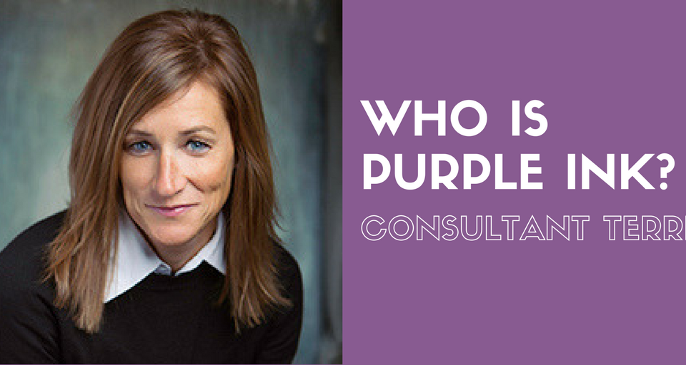 Who Is Purple Ink Terri