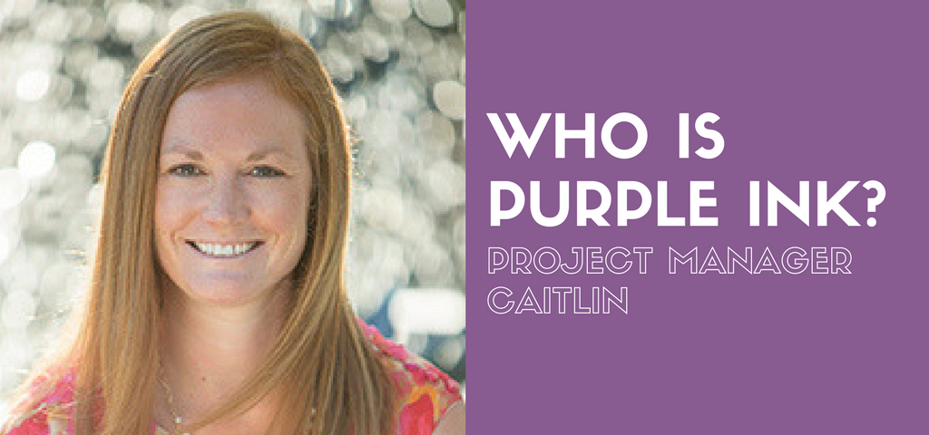 Who Is Purple Ink Caitlin